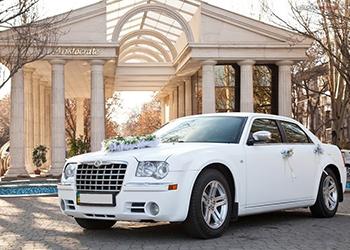 Прокат авто на весілля