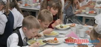 Луцька влада планує збільшити видатки на харчування для школярів