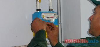 В Україні змінили термін обов'язкового встановлення газових лічильників