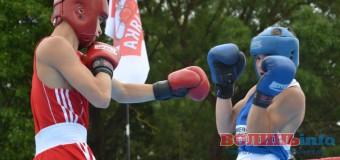 Луцькі боксери перемагають гостей з Києва. ФОТО