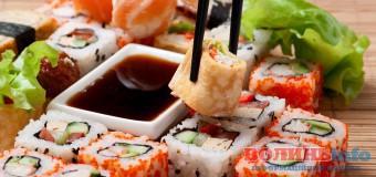 Суші – данина історії та витвір високої кухні