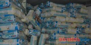 У Луцькому районі чоловік накрав підгузників на 23 тисячі гривень