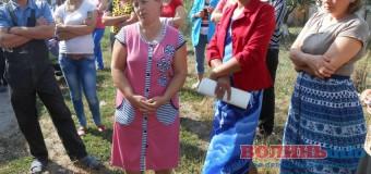 Жителі волинського села погрожують вийти на пікет разом з дітьми