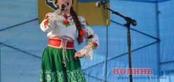 Юна волинянка пройшла у фінал престижного фестивалю