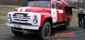 """У Нововолинську пожежна машина врізалася в """"легковик"""". ФОТО. ВІДЕО"""