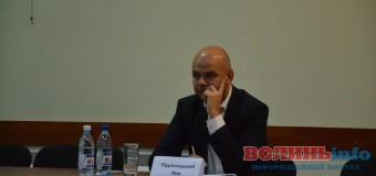 Зміни до Конституції «не пройдуть» друге читання – нардеп у Луцьку