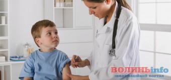 На що найчастіше хворіють діти в Луцьку?