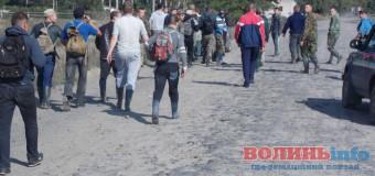 Волинська міліція каже, що ситуація на Маневиччині стабілізувалася