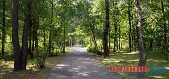 Що вирішили на рахунок парку в районі вулиць Конякіна-Гордіюк у Луцьку?