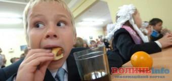 Скільки коштуватиме шкільний обід у Луцьку?