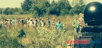 Встановили, хто організував нелегальний видобуток бурштину на Маневиччині