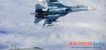 Винищувачі НАТО знову перехопили над Балтикою два військові літаки РФ
