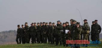 Волинський військовий помер на Яворівському полігоні