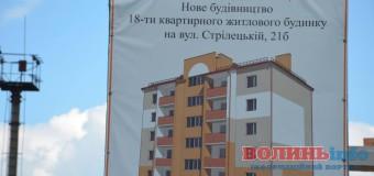 У Луцьку призупиняють скандальне будівництво на Стрілецькій