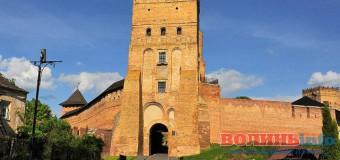 Зроби пожертву – увійди в історію: в Луцьку пропонують замурувати своє ім'я у стінах замку