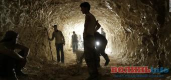 """На волинській шахті зарплату отримують """"міфічні"""" працівники. ФОТО"""