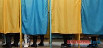 Де на Волині голосують найактивніше