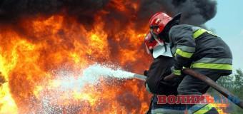 У Луцьку з вогню врятували двох людей