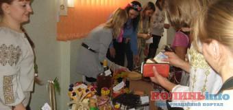 У луцькому дитсадочку назбирали понад 6 тисяч гривень для поранених бійців. ФОТО