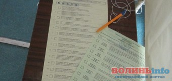 Волинянам пояснюють, як не заплутатися з новим виборчим бюлетенем. ВІДЕО