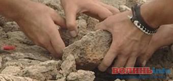 На Волині археологи знову виявили стародавню знахідку