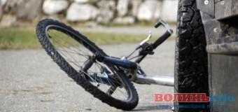 На Волині загинув велосипедист