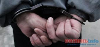 На Волині чоловіку, який вкрав драбину, загрожує 3 роки в'язниці
