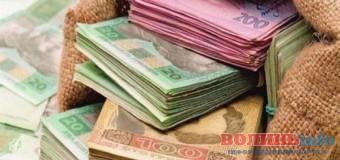 На Волині держбанку повернули 15 мільйонів гривень