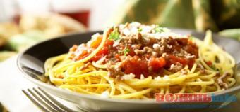 "Спагеті ""Болоньєзе"""