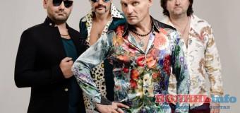 У Луцьк з новою драйвовою програмою приїде легендарний український гурт