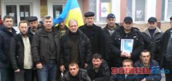 Волинські будівельники повернулися зі Сватового, де відбудовували зруйновані будинки