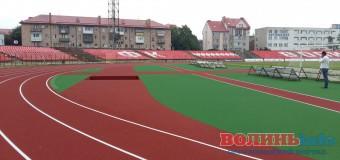 """Луцький стадіон """"Авангард"""" проінспектував чеський фахівець"""