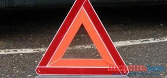 ДТП на Волині: шість людей отримали тілесні ушкодження