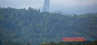 У селі на Волині виявили середньовічну вежу
