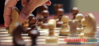 Луцькі працівники сядуть за шахові дошки