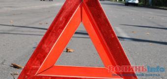У Луцьку в автопригодах за добу травмувалися дві людини