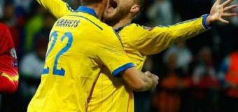 Збірна України перед Євро зіграє з Кіпром, Румунією і, можливо, Португалією
