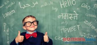 У Луцьку оголосили набір на безкоштовні курси з англійської та польської
