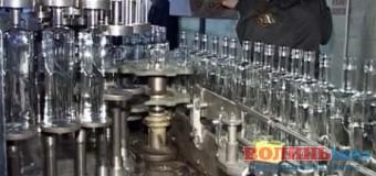 У Луцьку викрили підпільний цех, де виробляли спиртне