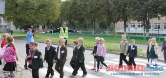 """Біля луцьких шкіл потрібні світлофори, бо """"мажори не бажають пропускати дітей на зебрі"""""""