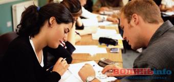 У Луцьку продовжили тестування рівня знань для участі у безкоштовних мовних курсах