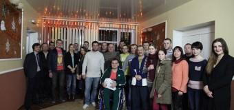 У госпіталь до волинських бійців завітали волонтери