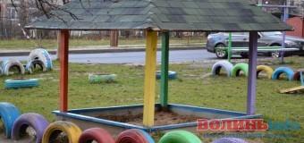 Дитячі майданчики Луцька: «конкуренти» на Соборності