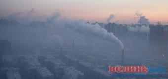 Україна належить до країн з найбруднішим повітрям
