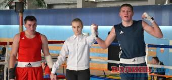 Кращими боксерами всеукраїнського турніру стали волиняни