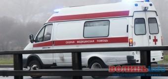 На Волині в ДТП постраждали поліцейські