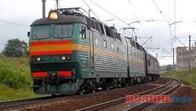 На Волині зміниться розклад руху потяга