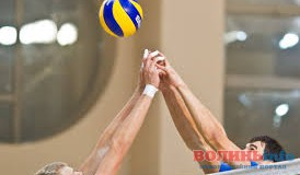 У Луцьку відбудеться чемпіонат міста з волейболу