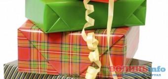 Волиняни везуть на передову різдвяні подарунки