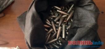 Лучанин добровільно віддав зброю правоохоронцям.ФОТО